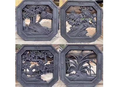常见河北古建筑材料当中的吉祥图案已经应用在哪些场所?